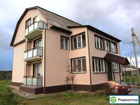 Аренда дома посуточно, Дубровка, Торжокский район - Фото 1
