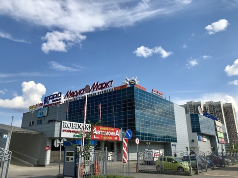 Сдается помещения в торговом центре «Маркос Молл» - Фото 1