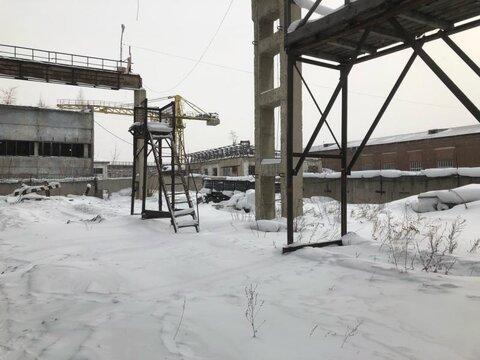 Продажа производственного помещения, Иркутск, П. Мельниково - Фото 4