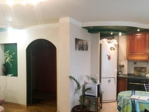 Трехкомнатная квартира 65 кв. м, в Москве возле метро Рижская - Фото 3