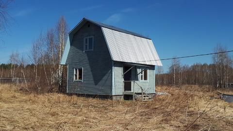 Дом 62кв.м. с участком 17соток, на окраине п.Заокский, рядом с ж/д ст. - Фото 2