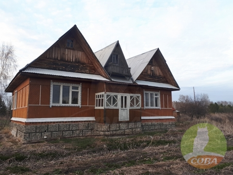 Продажа дома, Бурмакина, Слободо-Туринский район - Фото 2