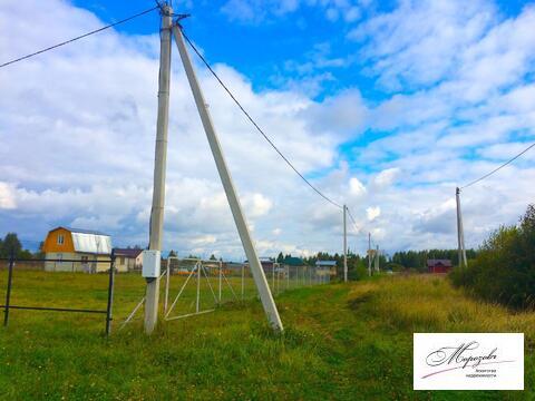 Отличный земельный участок под ИЖС в д. Смолево - Фото 1