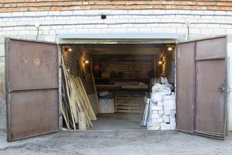 Продажа гаража, Казань, м. Горки, Ул. Бухарская - Фото 1