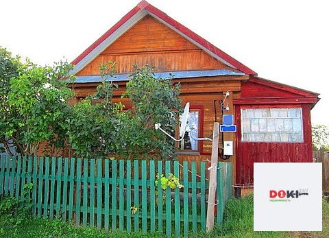 Продажа дома в деревне Алфёрово Егорьевский район - Фото 1