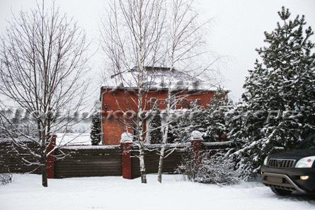 Ленинградское ш. 21 км от МКАД, Рыбаки, Дуплекс 250 кв. м - Фото 1