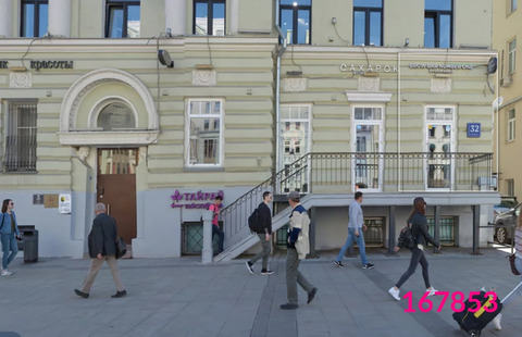 Продажа псн, м. Маяковская, Ул. Садовая-Кудринская - Фото 1