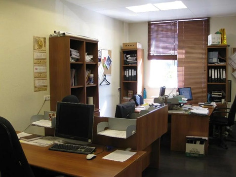 Продается Офисное здание. , Москва г, улица Пресненский Вал 16с2 - Фото 4