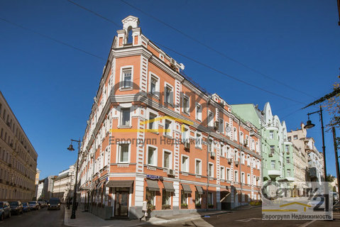 Продается 3-комн. квартира, 100 кв.м, м. Цветной бульвар - Фото 1