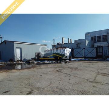 Производственная база ул. Бабушкина д. 9а - Фото 5