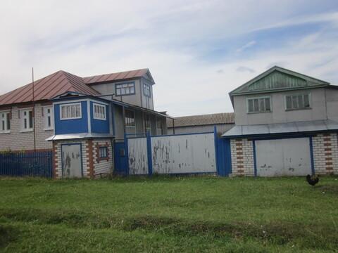 Кирпичный дом в Моргаушском районе, д. Сидуккасы. - Фото 1