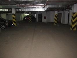 Продаю машиноместо в подземном паркинге в центре города Пушкино, ул. Т - Фото 3