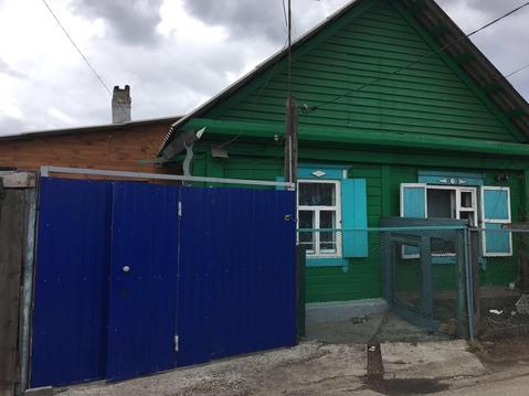 Продается 1/2 дома в Центральном районе города, ул. Марии Ульяновой - Фото 1