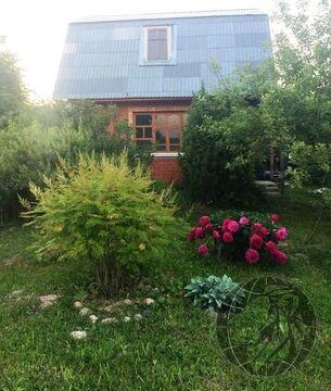 Дом в газифицированном СНТ Сертякино, г.о. Подольск, Климовск - Фото 1