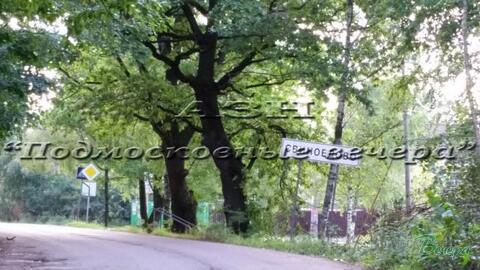 Ярославское ш. 12 км от МКАД, Свиноедово, Участок 9 сот. - Фото 1