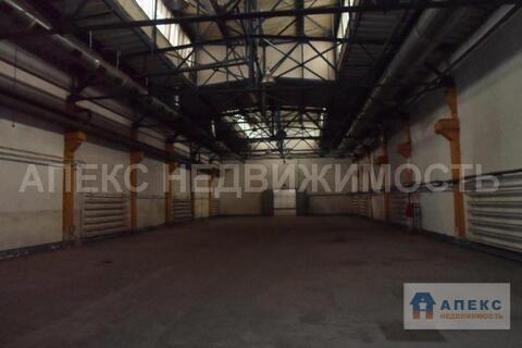 Аренда склада пл. 2278 м2 Климовск Симферопольское шоссе в складском . - Фото 3