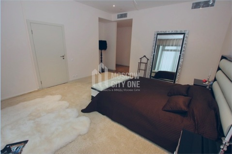 200 м2 Двуспаленный апартамент в Городе Столиц Башня Москва 42 этаж - Фото 1