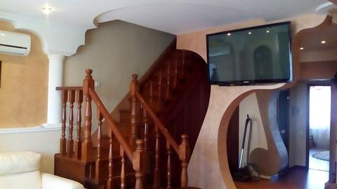 Продам 5- комнатную квартиру с мебелью в элитном комплексе « Вишневый . - Фото 4