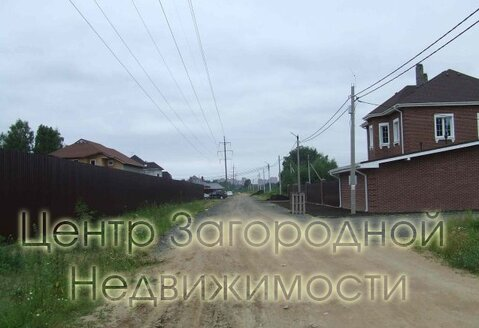 Участок, Щелковское ш, Ярославское ш, 21 км от МКАД, Образцово пос. . - Фото 2