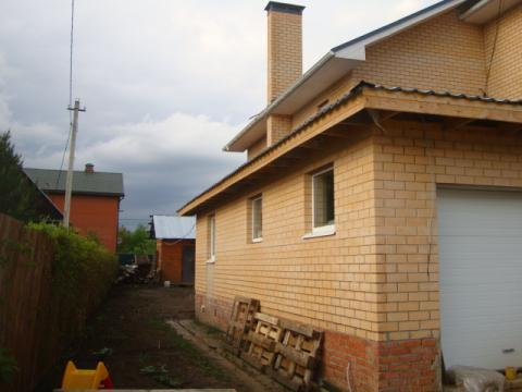 Двухэтажный кирпичный дом на 10 сотках. Москва, п. Краснопахорское - Фото 5