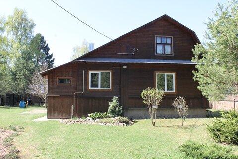 Продаю дом, земельный участок 15 соток в д. Плешково - Фото 1