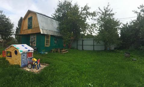 Дача в СНТ Мир вблизи г. Струнино - Фото 4