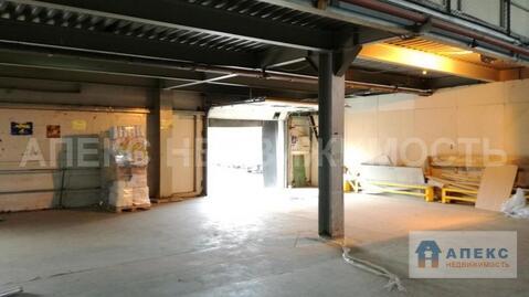 Аренда помещения пл. 1728 м2 под склад, Мытищи Ярославское шоссе в . - Фото 5