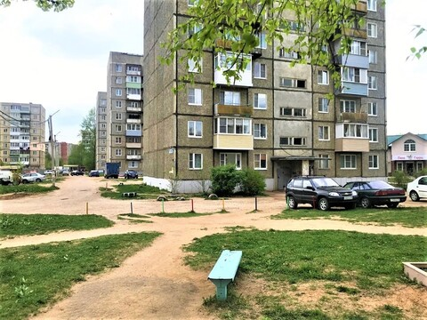 1-к квартира 38,7м2 ул.Менделеева - Фото 1