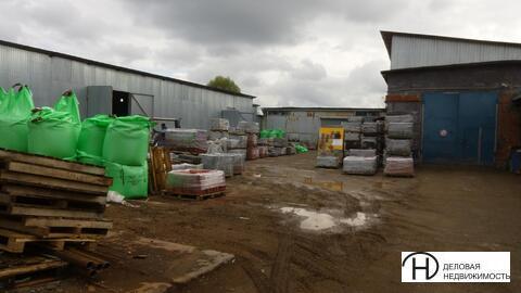 Производственно-складская база в Ижевске - Фото 1