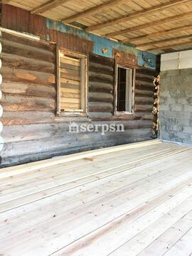 Выделенная часть дома 77 кв.м 4 сотки земли деревня Борисово - Фото 2