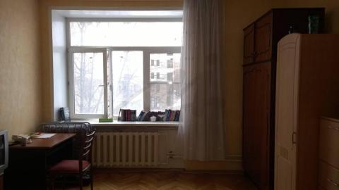 Комната в двухкомнатной квартире на Фрунзенской набережной - Фото 1