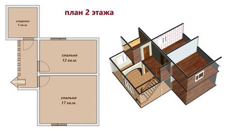 Продажа дома, Горы-3, Кировский район, 4-я линия - Фото 2