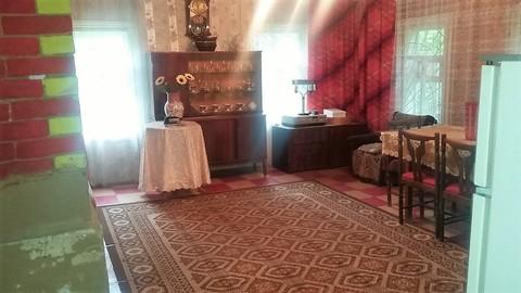 Продается хороший дом 9х10 с русской баней на 1 линии р. Малая Пудица - Фото 2