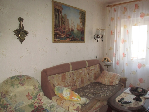 2-комнатная квартира с мебелью и техникой в центре - Фото 2