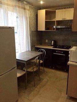 Сдается 1-ком квартира с мебелью - Фото 1