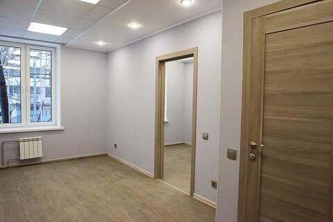 Офис в аренду 55.15 м2, м2/год - Фото 2