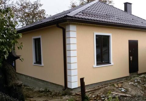 Купить новый дом в пригороде Новороссийска - Фото 1