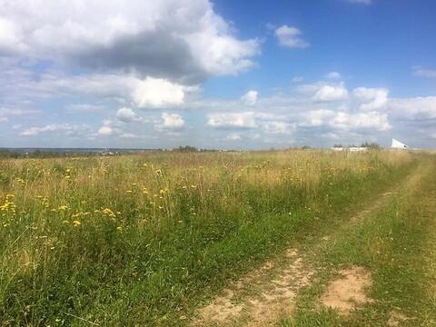 1,5 гектара кфх с прекрасным видом на Переславль и озеро - Фото 1