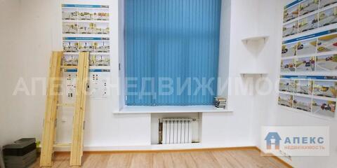 Аренда офиса 38 м2 м. Крестьянская застава в бизнес-центре класса В в . - Фото 3