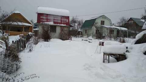 Продается участок с домиком и гаражом СНТ Рябинка-1, Щелковский район - Фото 5