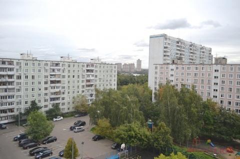 Продается Трехкомн. кв. г.Москва, Исаковского ул, 16к1 - Фото 4