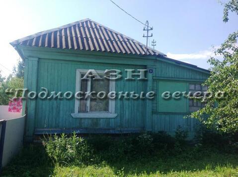 Егорьевское ш. 26 км от МКАД, Устиновка, Дом 38 кв. м - Фото 1