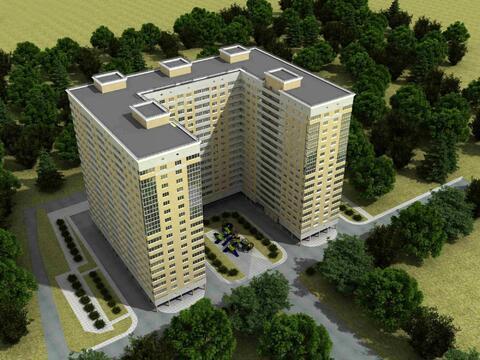 3к.квартира (91м2), индивидуальный теплосчетчик. ЖК Восточный экспресс - Фото 3
