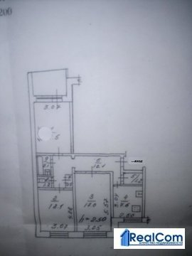 Продам трёхкомнатную квартиру, ул. Джамбула, 25 - Фото 2