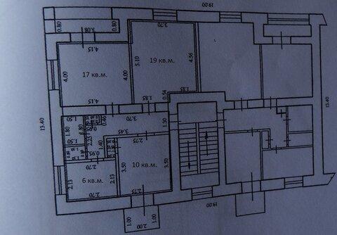 Купить Трехкомнатную Сталинскую Квартиру в Центре Новороссийска. - Фото 2