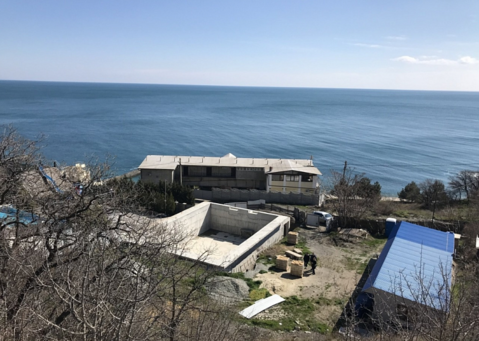Продается земельный участок Респ Крым, г Алушта, поселок Семидворье, . - Фото 1