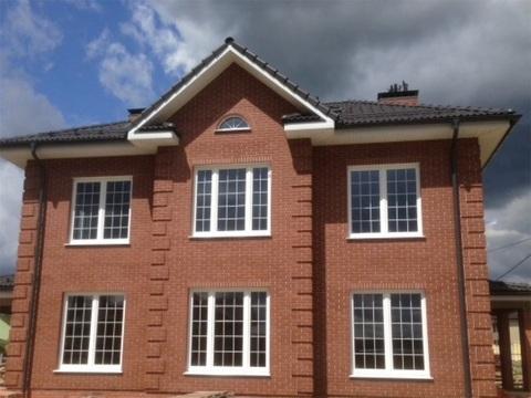 Продается 3-х этажный кирпичный дом 300 м2 в кп Солнечный город-2 - Фото 2