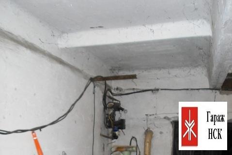 Продам широкий гараж в ГСК Чайка №31. Академгородок, мкр. Щ, Дом быта - Фото 5