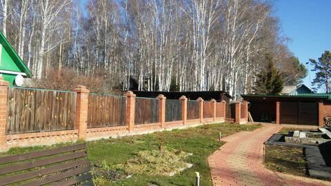 Продается земельный участок в п.Патроны, Иркутский район - Фото 1