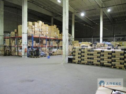 Аренда склада пл. 400 м2 м. Волгоградский проспект в складском . - Фото 4